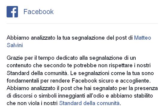 facebooksalvini