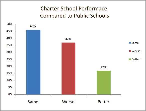 rendimento nelle charter school