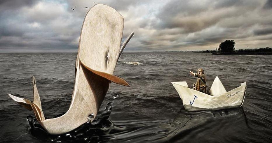 Moby Dick - José María Pérez Nuñez/Flickr