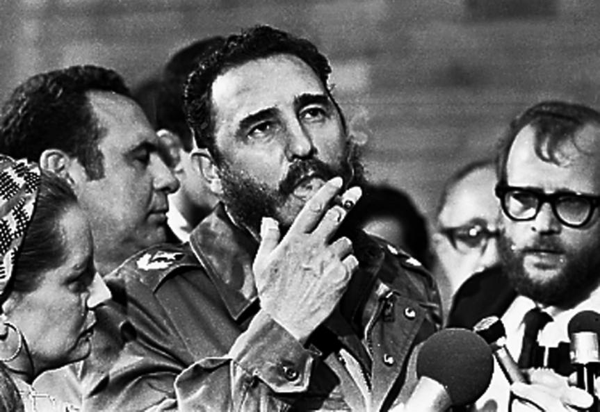 8 gennaio 1959: Fidel Castro entra a Santiago diCuba