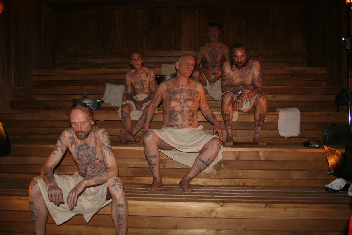 La sauna cancella ognigiudizio