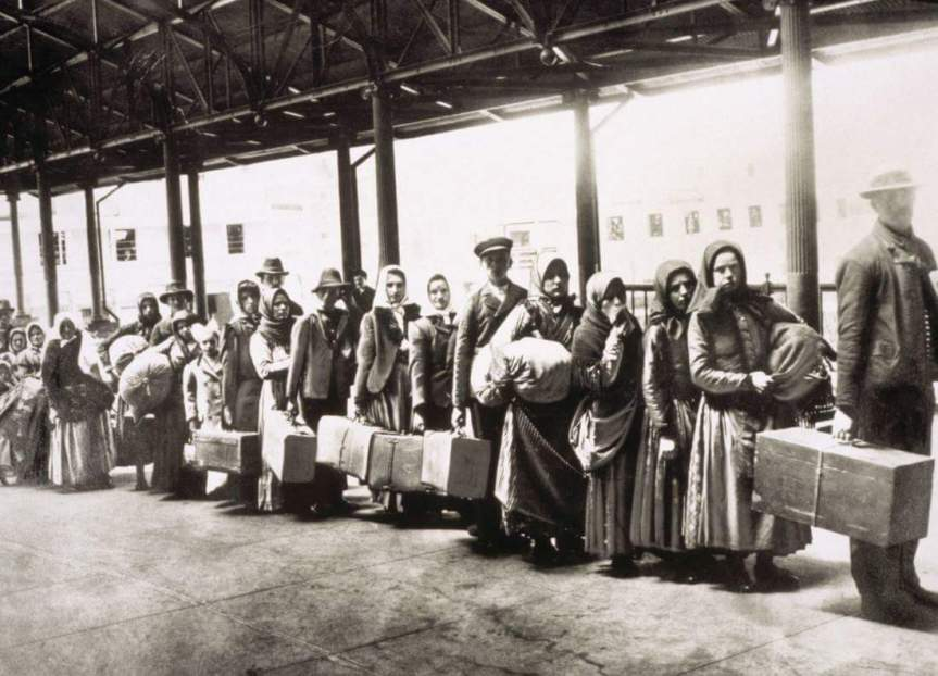 Diario della Quarantena /18 – tutelare imigranti