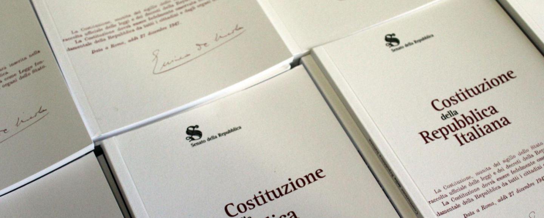 carta costituzione stato regioni